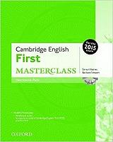 cambridge english first masterclass workbook photo