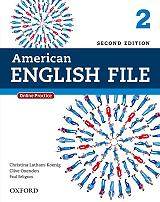 AMERICAN ENGLISH FILE 2 STUDENTS BOOK (+ONLINE PRACTICE) 2ND ED βιβλία   εκμάθηση ξένων γλωσσών