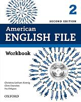 american english file 2 workbook ichecker 2nd ed photo