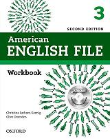 american english file 3 workbook ichecker 2nd ed photo