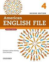 american english file 4 students book online practice 2nd ed photo