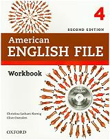 american english file 4 workbook ichecker 2nd ed photo