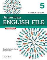 AMERICAN ENGLISH FILE 5 STUDENTS BOOK (+ONLINE PRACTICE) 2ND ED βιβλία   εκμάθηση ξένων γλωσσών