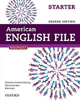 AMERICAN ENGLISH FILE STARTER STUDENTS BOOK (+ONLINE PRACTICE) 2ND ED βιβλία   εκμάθηση ξένων γλωσσών