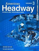 american headway 3 workbook 2nd ed photo