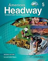 american headway 5 students book cd 2nd ed photo