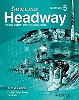 american headway 5 workbook 2nd ed photo