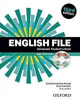 english file 3rd ed advanced students book itutor photo