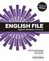 english file 3rd ed beginner workbook photo