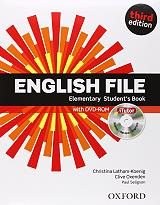 english file 3rd ed elementary students book itutor photo