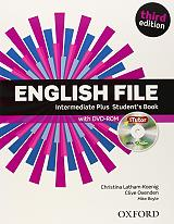 english file 3rd ed intermediate plus students book itutor photo