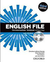 english file 3rd ed pre intermediate workbook ichecker photo