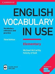 ENGLISH VOCABULARY IN USE ELEMENTARY STUDENTS BOOK WITH ANSWERS (+ ENHANCED E-BO βιβλία   εκμάθηση ξένων γλωσσών