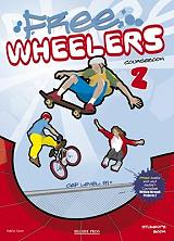 free wheelers 2 coursebook photo