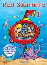 red submarine 1 pupils book photo