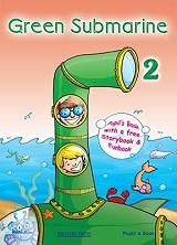 green submarine 2 pupils book photo