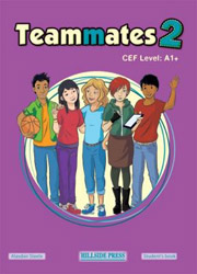 teammates 2 students book photo