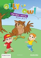 olly the owl one year course coursbook photo