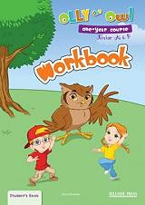 olly the owl one year workbook photo
