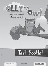 olly the owl one year test booklet photo