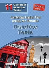 cambridge english first fce practice for schools practice tests students book photo