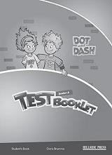 dot and dash junior a test booklet photo