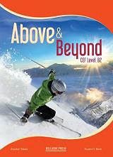 above and beyond b2 students book photo