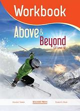 above and beyond b2 workbook photo