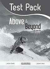 above and beyond b2 test pack photo