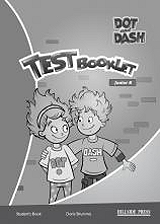 dot and dash junior b test booklet photo