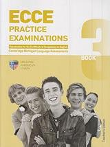 ecce practice examinations book 3 teachers book cd photo