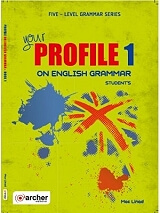 profile on english grammar book 1 photo