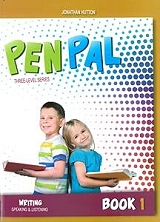 pen pal book 1 writitng speaking and listening photo