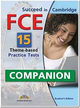 succeed in cambridge fce 15 theme based practice tests companion photo