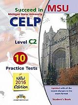 succeed in msu celp c2 10 practice tests 2016 students book photo
