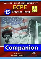 succeed in michigan ecpe 15 practice tests companion 2013 format photo