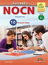 succeed in nocn independent user level b2 10 practice test photo