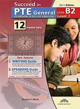 succeed in pte general b2 level 3 students book photo