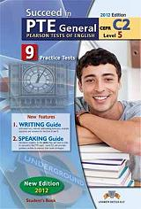 succeed in pte general c2 level 5 students book photo