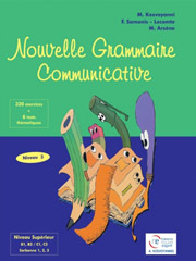 nouvelle grammaire communicative 3 photo
