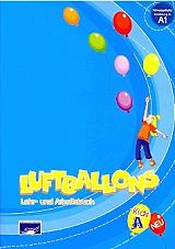 LUFTBALLONS KIDS A LEHR-ARBEITSBUCH (ΜΑΘΗΤΗ-ΑΣΚΗΣΕΩΝ) βιβλία   εκμάθηση ξένων γλωσσών