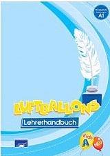 LUFTBALLONS KIDS A LEHRERHANDBUCH (ΟΔΗΓΟΣ ΔΙΔΑΣΚΑΛΙΑΣ) βιβλία   εκμάθηση ξένων γλωσσών