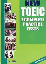 new toeic 7 complete practice tests photo
