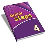 quick steps 4 teachers book photo