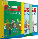 super friends 2 plires paketo me i book photo