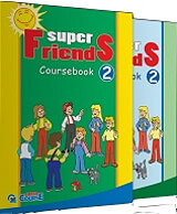 super friends 2 activity coursebook me i book photo