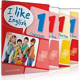 i like english 1 plires paketo me cds photo