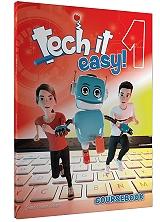 tech it easy 1 coursebook i book photo