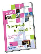 vos cles tu comprends le francais comprehension orale delf b2 professeur photo