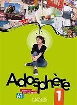 adosphere 1 a1 methode audio cd photo